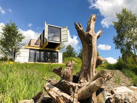 BERGHEIM Container Lofts/Rekreační dům [BYT]