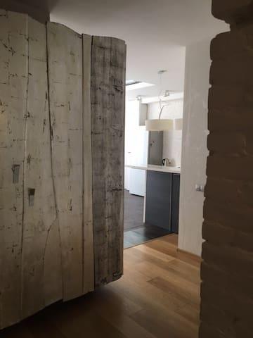 Stylish flat in Petrogradskiy district - Sankt-Peterburg - Leilighet