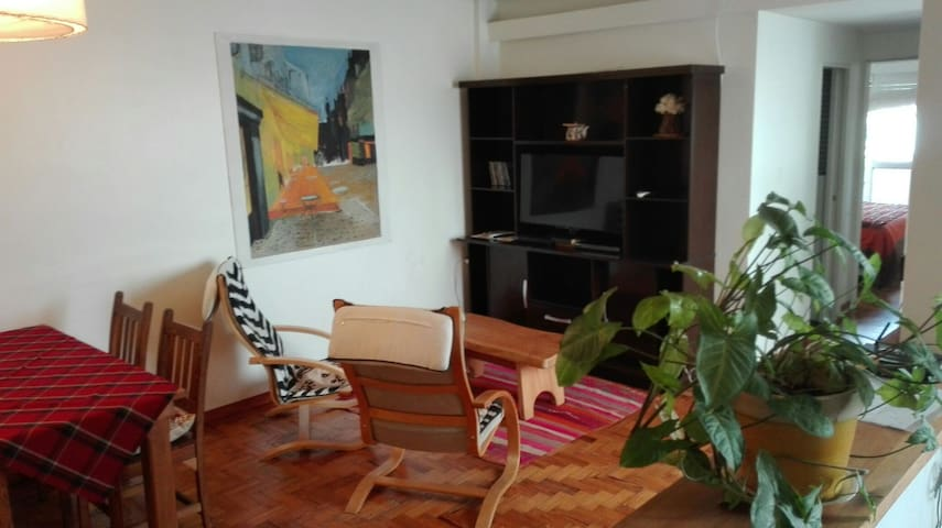 Nice aptm at the audiovisual area - Buenos Aires - Appartement