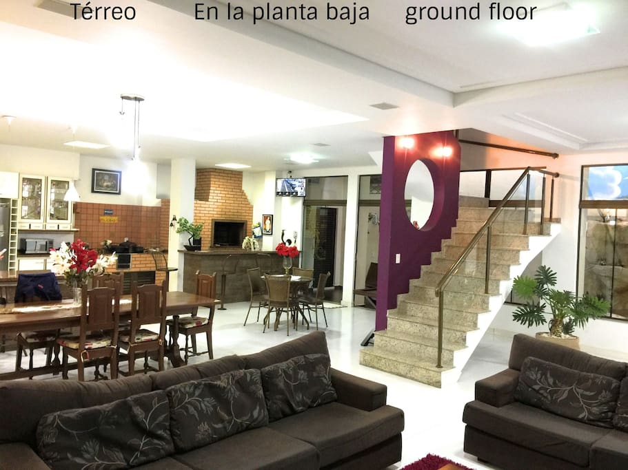 térreo/planta baja/ground floor
