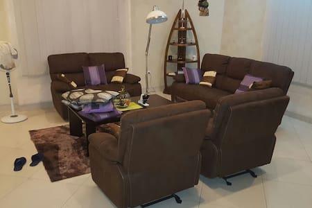 Nouvel appartement 3 pièces - Abomey Calavi
