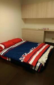Cheap Comfort like home  在台中公益路鬧區 便宜 方便 舒適 美食一級戰區 - 南屯區 - Διαμέρισμα