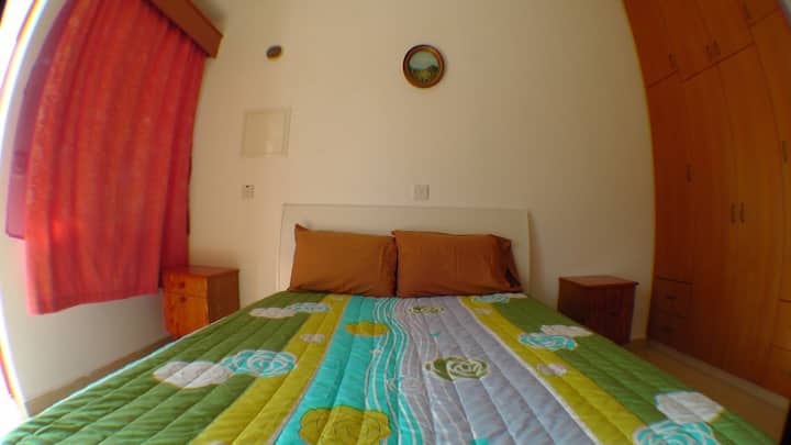 Afentra's Home - Double Bedroom En-suite