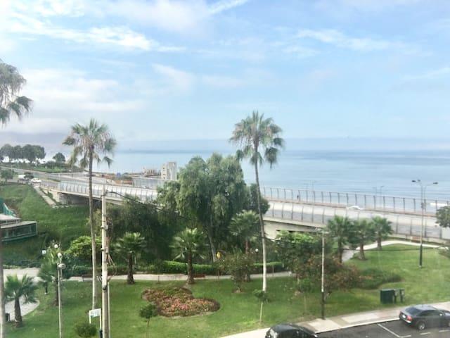 Apartment  Miraflores Lima Perú Ocean View