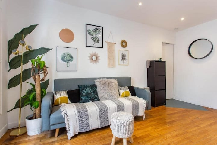 Magnifique appartement - 4P- Batignolles