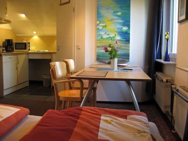 Eva und Wolf Apartments (Sachsenheim), Apartment Ronja, ca. 23 qm, max. 3 Personen