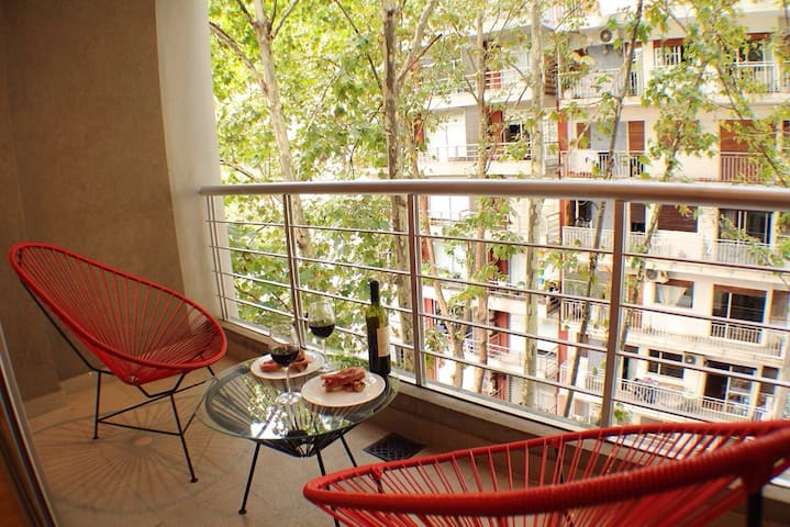 Amplio, silencioso en Palermo Soho! - Buenos Aires - Apartment