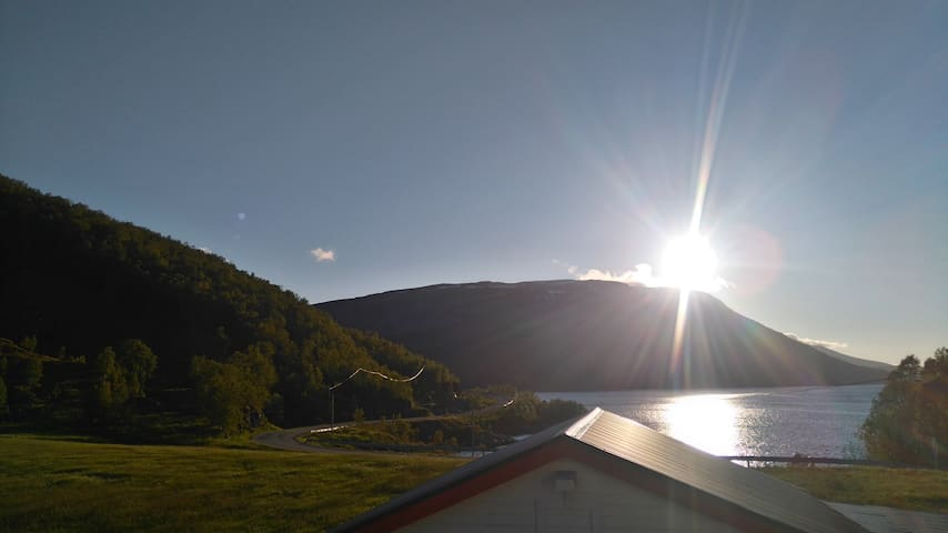 Fjordblick - Grovfjord - Appartement en résidence
