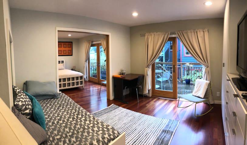 Sunny Dolores Park Apartment