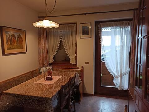 Appartamento Gigio Auronzo  paese delle Tre Cime