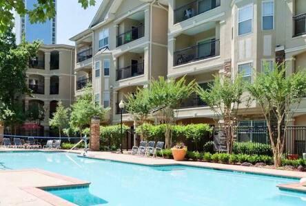 Cozy One BD in ❤️ Of Buckhead - Atlanta - Apartment