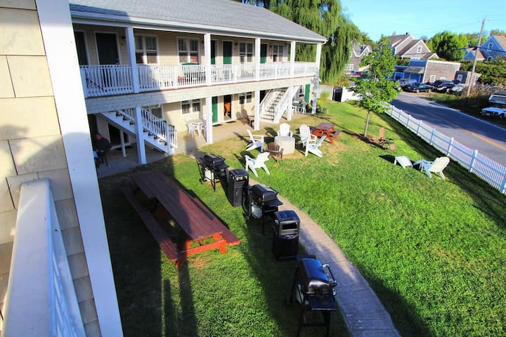 Timeshare near Old Harbor July 11th-18th.