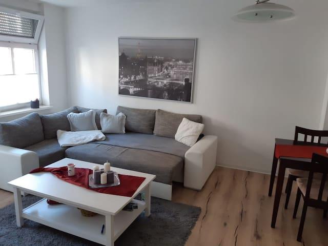 hochwertige 2 Raum Wohnung Zentru (Hidden by Airbnb) ah Bernburg