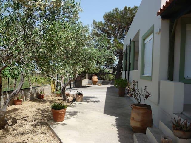Villa Romanos (ΑΜΑ