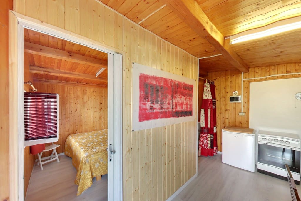 Bungalow con due camere da letto bungalow in affitto a - Camere da letto veneto ...