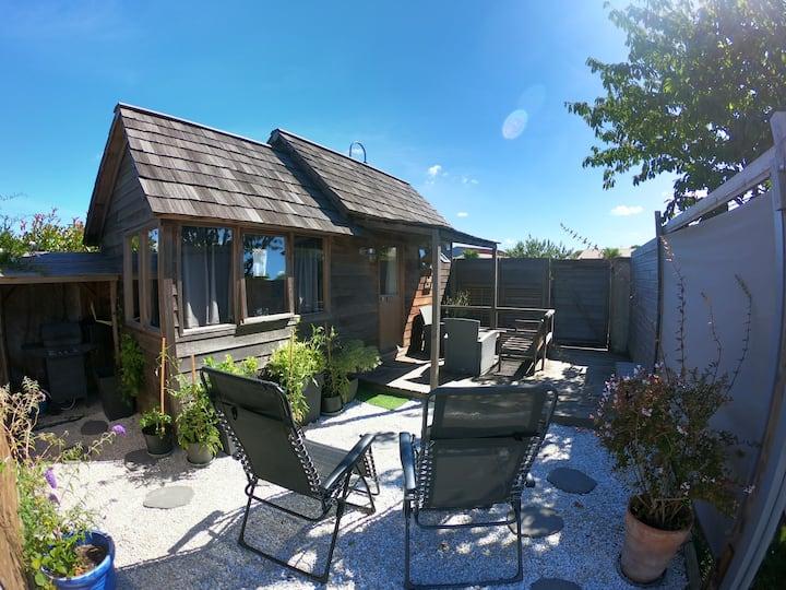 Tiny house/Chalet en bois à 10 min de La Rochelle