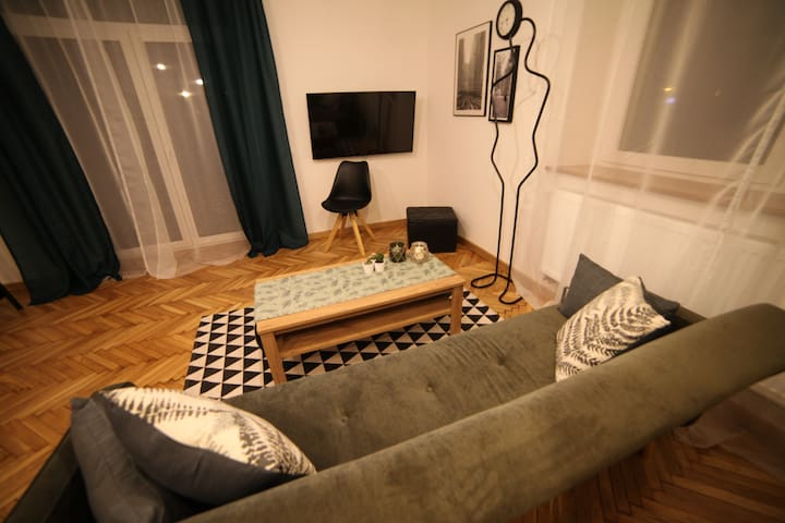 Apartment MANSARDA - in the centre of Września