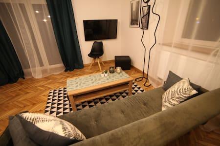 Apartment MANSARDA - in the centre of Września