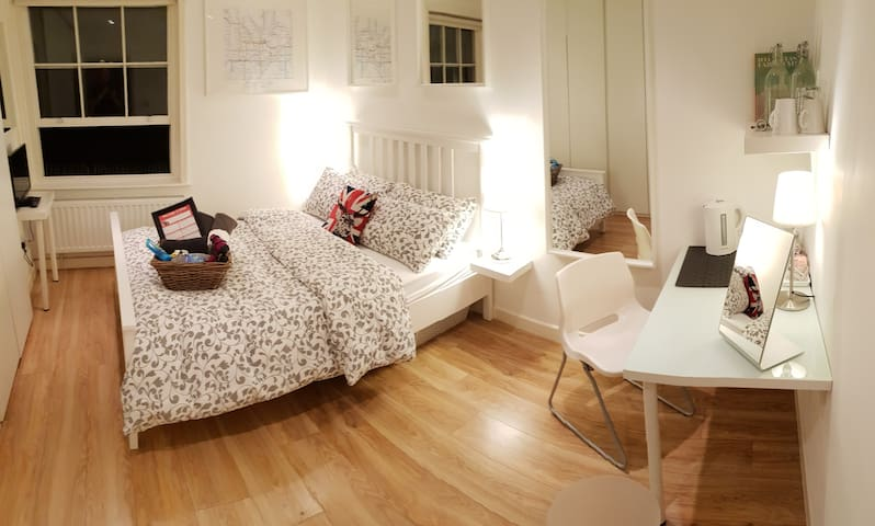Piccadilly Circus 3.3 Cute Double Room