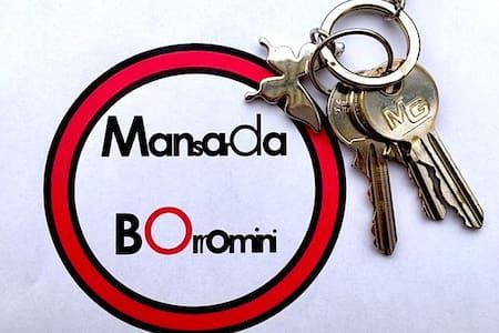 Mansarda Borromini - Torino - Apartment