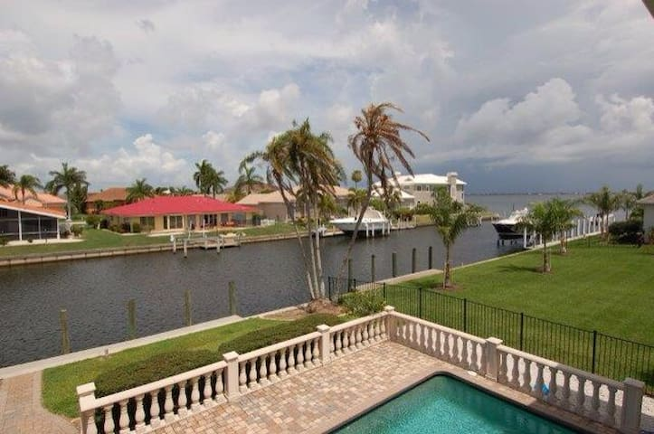 Boaters Dream - Punta Gorda - Haus