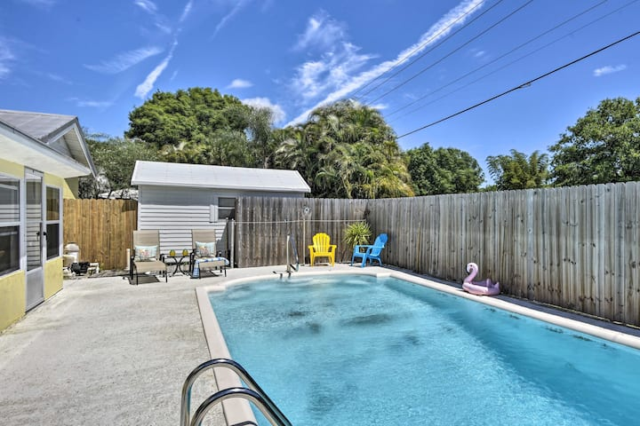 Vero Beach Home w/Pool, Essential Workers Discount