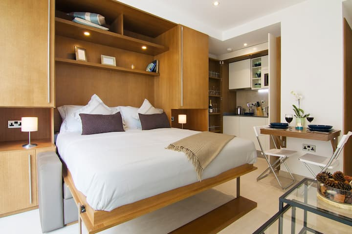 Westone Luxury Studio Apartment
