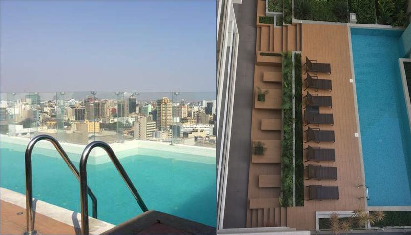 Modern luxury 1BR condo in the heart of Miraflores