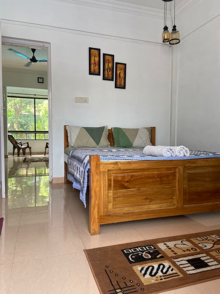Beautiful home in Vagator close to the beach