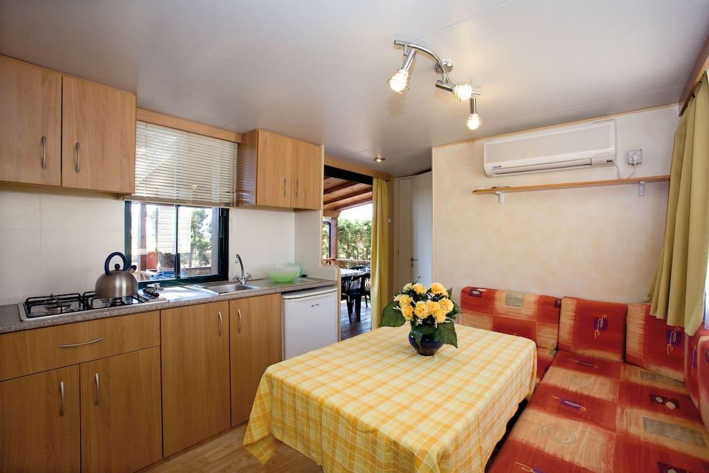 Casa Mobile Cipro - Dinette