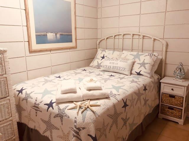 COMFY BEDROOM AREA