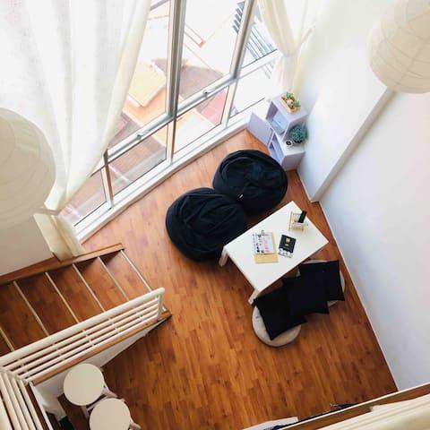 Secret Base Cozy Office Suite @ CEO Penang