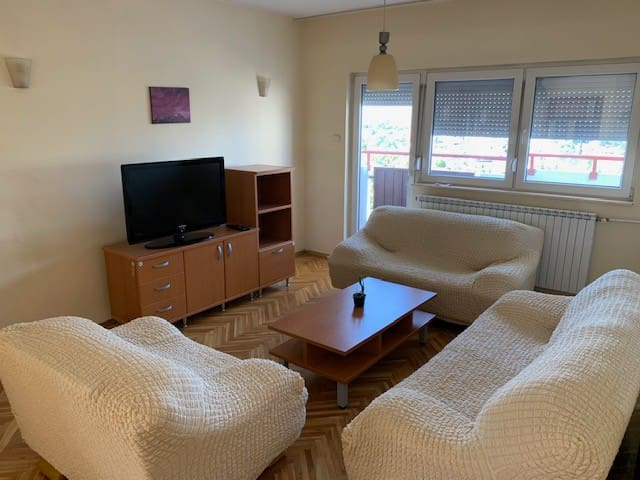 Friendly and very nice apartment in Skopje