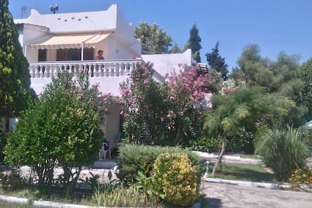B1 Villa Kakoudia Rental Appartment - Ierissos - 公寓