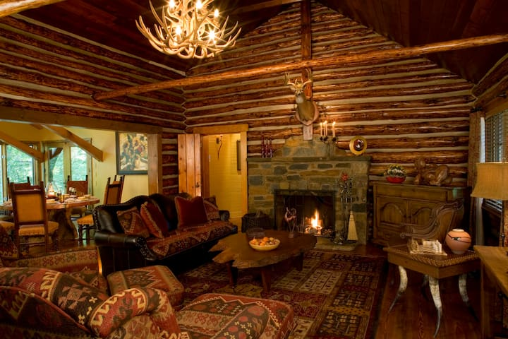 Peaceful Cabin Retreat Near DC - Potomac - Cabaña