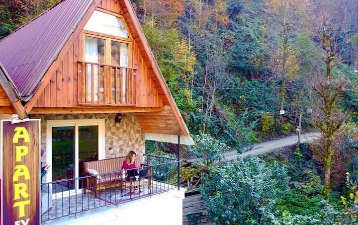 Naturel Apart ev (Bungalows) 1