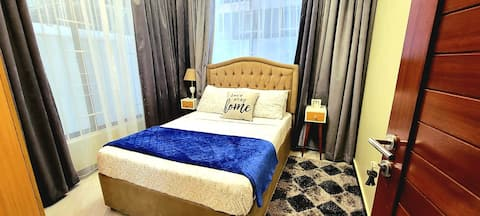 Chic  1-bedroom apartment...at ARIKAYS homes. A-2