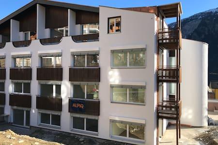 Holiday appartment close to ski-resort of Disentis - Disentis - Apartamento