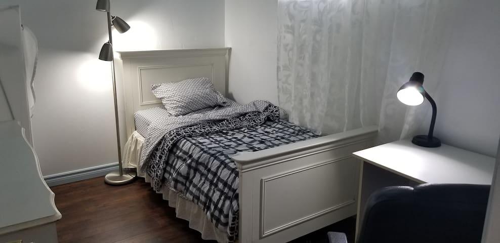 Private room!