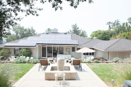 Mid Century Eaton Canyon Retreat - Altadena - Bed & Breakfast
