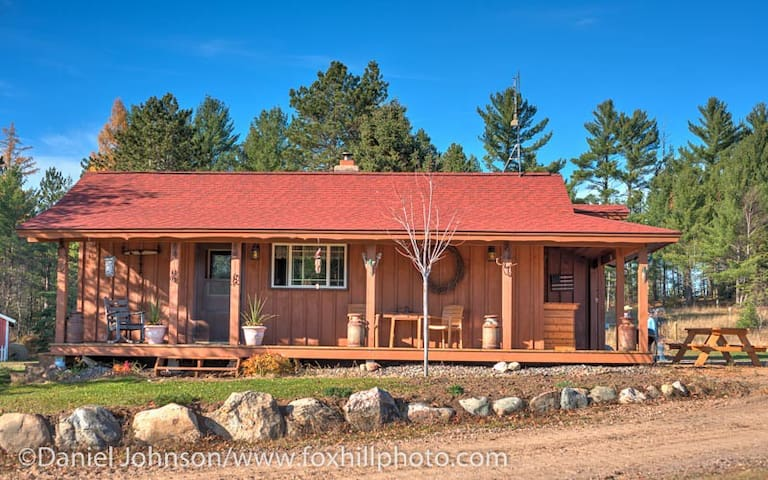 Pioneer Creek Cabin - Private Cabin - Conover - Hytte