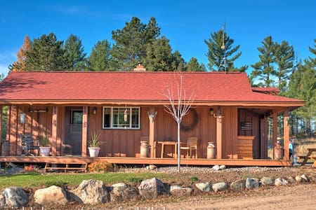 Pioneer Creek Cabin - Private Cabin - Conover - Chalet