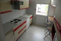 Chambre meublée en colocation à Villejean