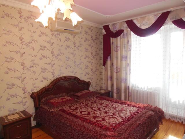 Apartment on Kommunisticheskaya 62