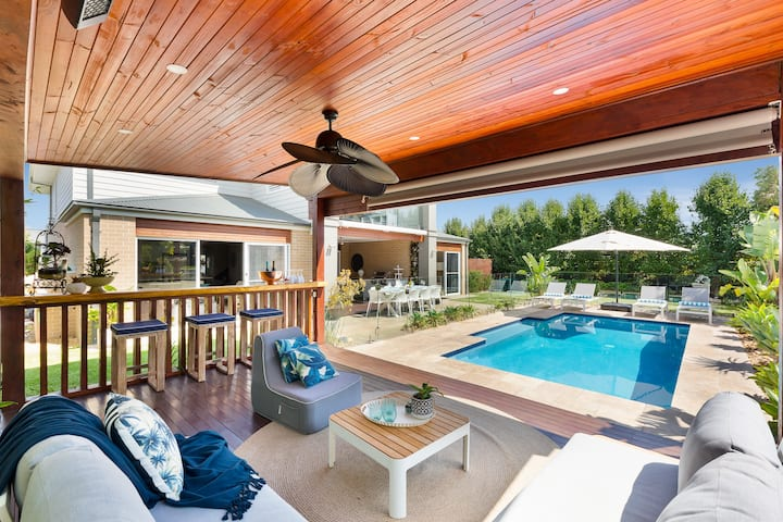 Maison de la Mer - Luxury with a pool