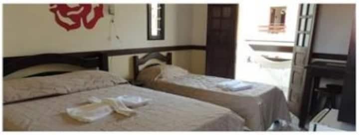 Pousada Aguamarinha Porto de Galinhas - Chambre Double