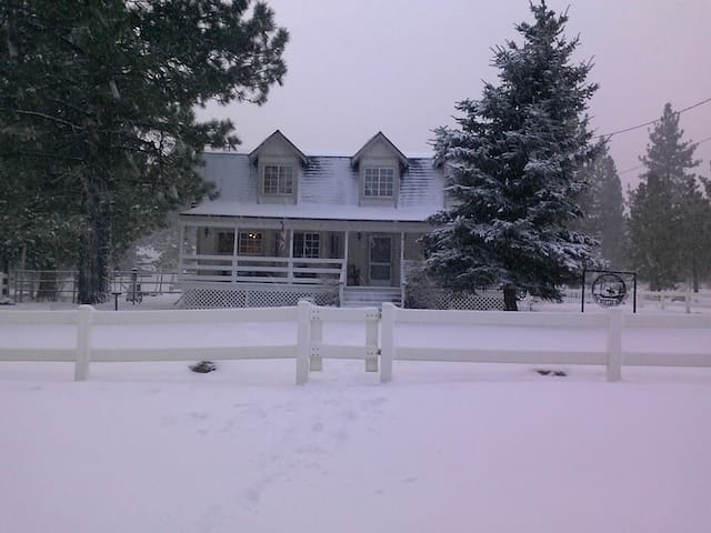 Winter's Retreat room 2