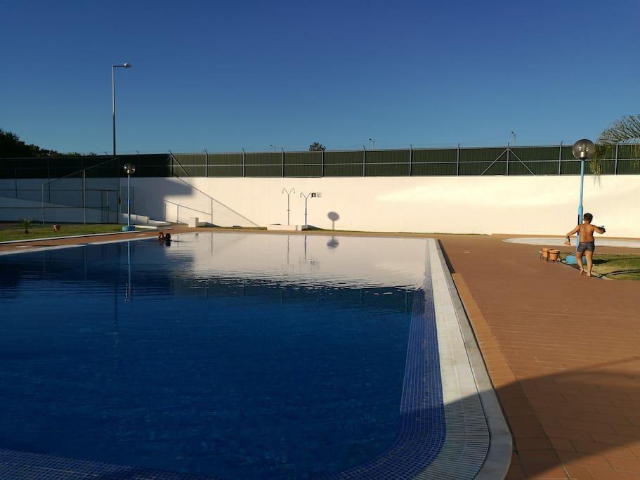 piscina de adultos