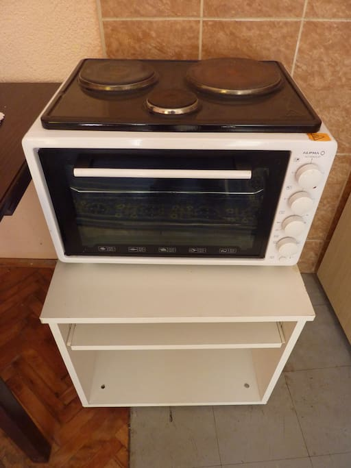 Fully functional oven