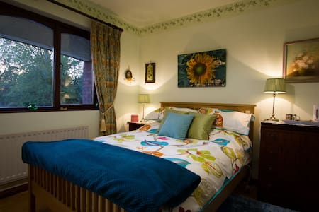 Sunflower Room in Lismaine Cottage B&B - Magheralin - Bed & Breakfast